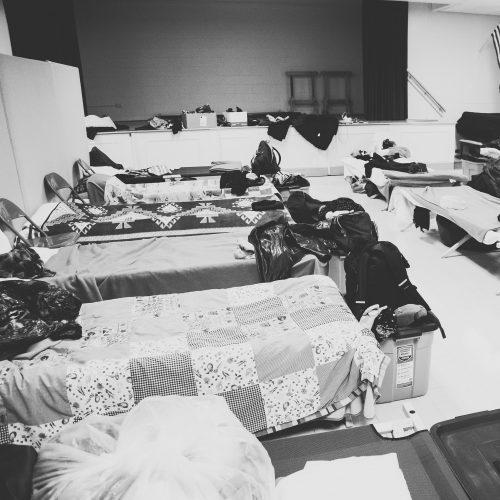 Men's Dormitory Area